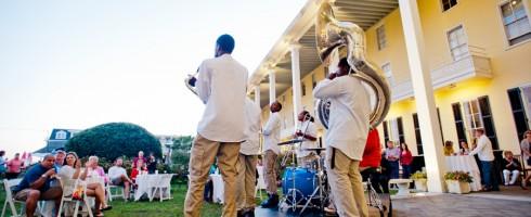 Exit 0 Jazz Festival Launch Party