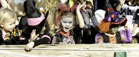 Cape May Halloween Parade