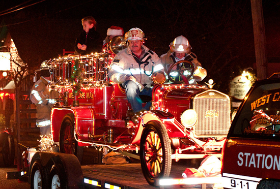 West Cape May Christmas Parade - Cape May Today