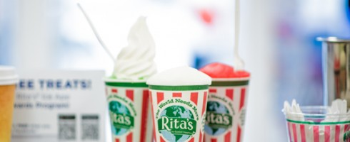 Rita's Water Ice Flavors